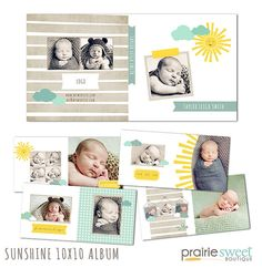 Sunshine 10x10 Fully Customizable Photo by PrairieSweetBoutique, $54.00