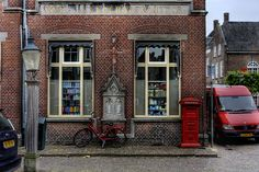 Brievenbus Heusden by Philatelic Library, via Flickr