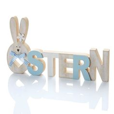 Deko-Schriftzug Easter Bunny