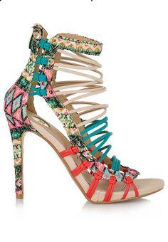 #Summer High heels#