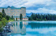 Les hôtels de luxe ne sont pas nécessairement très chers, et le Château Fairmont est une perle semi-abordable pour une escapade en Alberta! #momondo