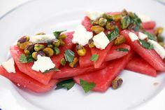 Watermelon salad #ingostastyfood #phoenix #seasonal