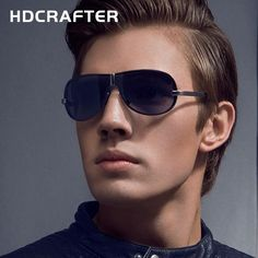 2016 Hot Selling Fashion Polarized Outdoor Driving Sunglasses for Men glasses Brand Designer with High Quality 4 Colors - cubic zirconia jewelry