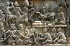 Borobudur Temple Compounds-Indonesia