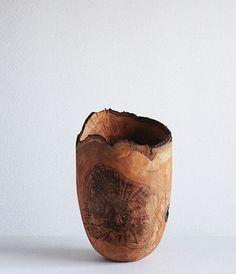 Wood Bowl by Shoji Morinaga