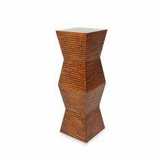 Bamboo 42-Inch Pedestal - BedBathandBeyond.com