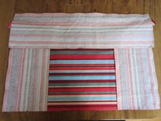 How to sew fabulous seat cushions (even if you're a complete beginner) – part 2 – The Campervan Converts Camper Cushions, Patio Cushions, Seat Cushions, Cushion Cover Pattern, Cushion Covers, Chair Covers, First Sewing Projects, Diy Projects, Sewing Ideas