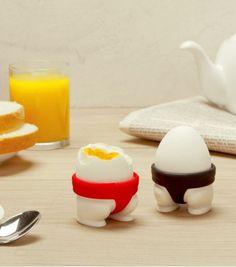 Achetez un coquetier en forme de Sumo sur lavantgardiste. Dénicheur d'originalité.