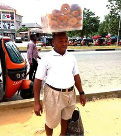 My wife never believed I could go back to school 44-year-old doughnut hawker 200L UNIUYO student   The last few days have indeed been some of the most interesting times in the life of Mr. Lawrence-White Udoka. Since photographs of the 44-year-old man hawking doughnuts while neatly dressed went viral the Akwa Ibom-born father of two has suddenly transcended from a little known Nigerian to a celebrity of sort. From east to west north to south images of Udoka are almost now a common sight…