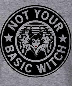 Not your basic witch Disney Diy, Disney Crafts, Disney Love, Vinyl Crafts, Vinyl Projects, Disney Vacations, Disney Trips, Samhain, Vinyl Shirts