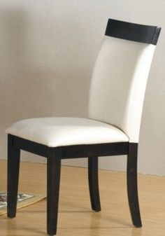 Parsons  Short Upholstered Side Chair  Shorts Side Chairs And Endearing Beige Leather Dining Room Chairs Inspiration Design