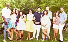 The Kardashian Familia
