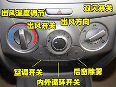 空调采用普通手动形式