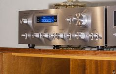PIONEER SA-608 Integrated Amp from the 'Blue Series'.