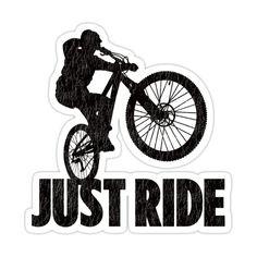 Riding Mountain, Mountain Biking, Mt Bike, Bike Stickers, Bambi, Sticker Design, Mtb, Vinyl Decals, Biker