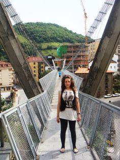 #PuenteColgante #CangasdelNarcea #Asturias