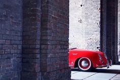 Peek-a-boo |1954Porsche 356 Speedster 1500