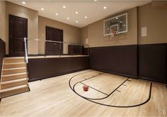 Traditional Home Gym - Found on Zillow Digs