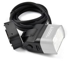 Turn your Godox AD200 / Flashpoint eVolv into a pack-and-head system with this new extension cable!