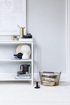Only Deco Love: News from Korbo Scandinavian Living, Scandinavian Design, Scandinavian Interiors, Living Room Inspiration, Interior Design Inspiration, Hallway Inspiration, My Living Room, Home And Living, Rack Tv