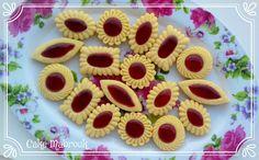 Mix de tartelettes à la confiture de fraise 100% cakemabrouk