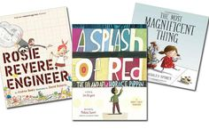 12 Picture Books to Promote Creativity and STEAM