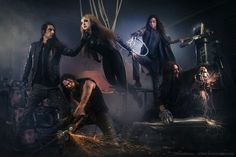 The Agonist Promo 2014 – A forge, electronics, hockey gloves and powertools