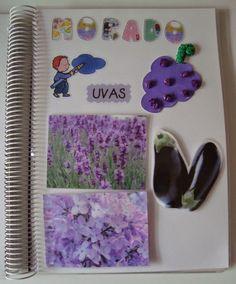 Plastificando ilusiones: El libro de los colores English Activities, Toddler Activities, How To Speak Spanish, Montessori, Decoupage, Crafts For Kids, Master Chef, Colors, Scrappy Quilts