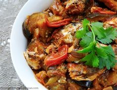Fish and Eggplant Curry | The Hungry Australian