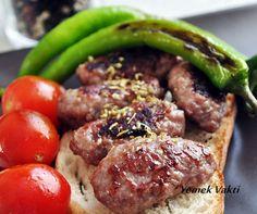 En İyi Yemek Tarifleri Sitesi-Yemek Vakti: İnegöl Köfte