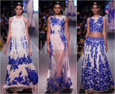 Manish Malhotra collection for Lakme Fashion Week Summer/Resort 2015 | PINKVILLA