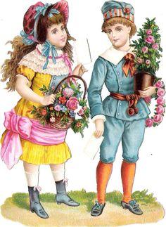 http://www.ebay.de/itm/Oblaten-Glanzbild-scrap-die-cut-chromo-Kind-child-Paar-couple-Korb-basket-15-cm-/331305890564?pt=Büro_Papier_Schreiben