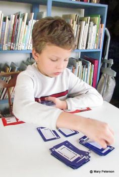 Games For Learning: Review of SPEED! - game for multiplication and skip counting.