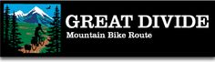 """Mountain biking on the Great Divide Bike Route. This route crisscrosses the Continental Divide north to south. and is defined by the word """"remote."""""""
