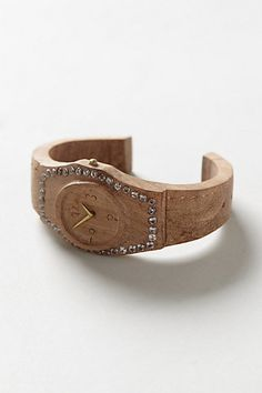 Woodwatch Cuff from Anthropologie - $188.00