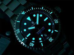 5ba4d3ba41f71 Ocean 1 Titanium 500 Luxus Uhren, Taucheruhren, Sport Uhren, Uhren Für  Männer,