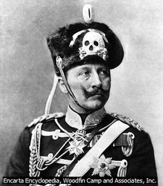 Germany - Triple Alliance - German leader Kaiser Wilhelm II. He was the commander in chief of the army and advised his troops to  make the first move in the war.
