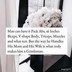 Wife Quotes, Fact Quotes, Family Quotes, Qoutes, Islamic Teachings, Islamic Quotes, V Shape Body, Islam Religion, Quran Quotes