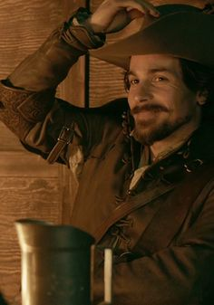 The Musketeers - Aramis