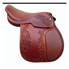 Horse Tack ❤ Beautiful English Saddle