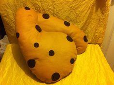 Gocciola cuscino goloso. Mis : 50hx35L