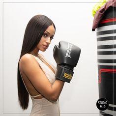 Venez vous aussi vous faire photographier comme la femme de, Mario Balotelli, #fannyneguesha au Studio Mir Photo ! #photoportrait