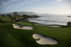 Pebble Beach Golf Links was ranked #1 on Golf Digest's list of America's 100 Greatest Public Courses
