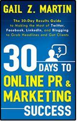 30 Days Online PR Success (Book Review)