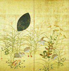 心の時空 : 東京国立博物館 ‥ 大琳派展(尾形光琳生誕350年)