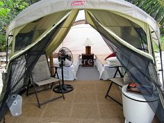 Travelogues: Glamping at Sumilon Bluewater: Getting out of my comfort zone