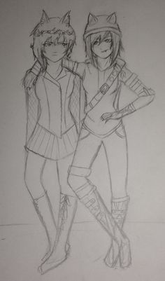 Emiko and Kory