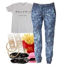 """""""Untitled #737"""" by cjasmyne ❤ liked on Polyvore featuring Forever 21, Crooks & Castles, Love 21, Vans and H&M"""