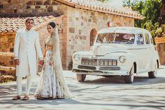 Neetal + Saumil: An Intimate Indian Wedding - Weddingstar Blog