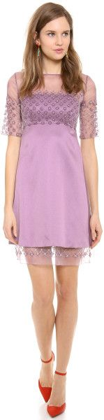 Forget Me Not Dress - Lyst
